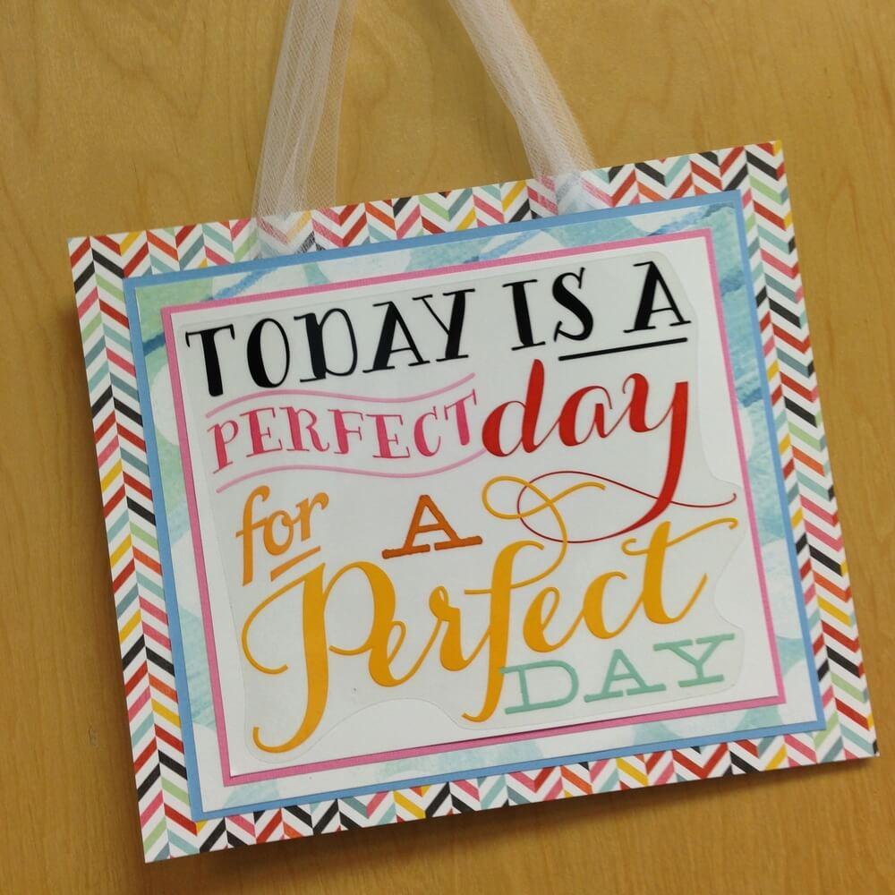 Jaki byłby Twój idealny dzień?